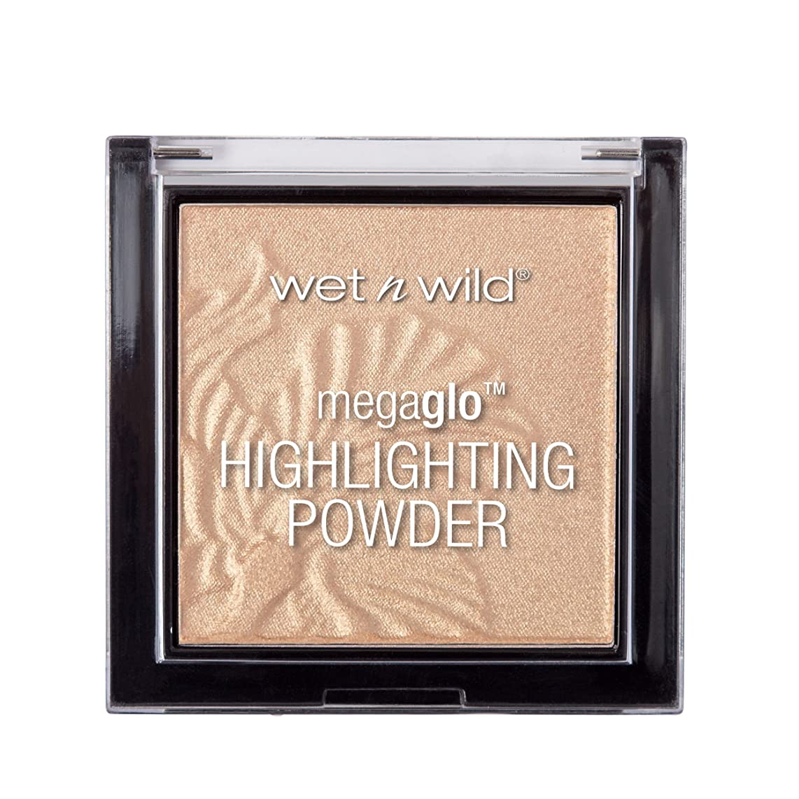 抱擁懺悔願うWET N WILD MegaGlo Highlighting Powder - Golden Flower Crown (並行輸入品)