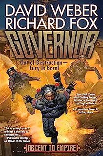 Governor (Ascent to Empire Book 1)