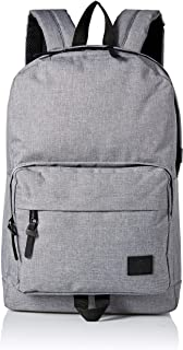 Steve Madden Space-Dyed Dome Men's Zip Top Backpack Bag