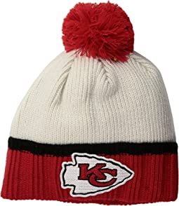 New Era - Prime Team Pom Kansas City Chiefs