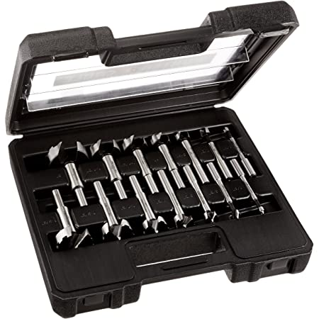 PORTER-CABLE Forstner Bit Set, 14-Piece (PC1014)