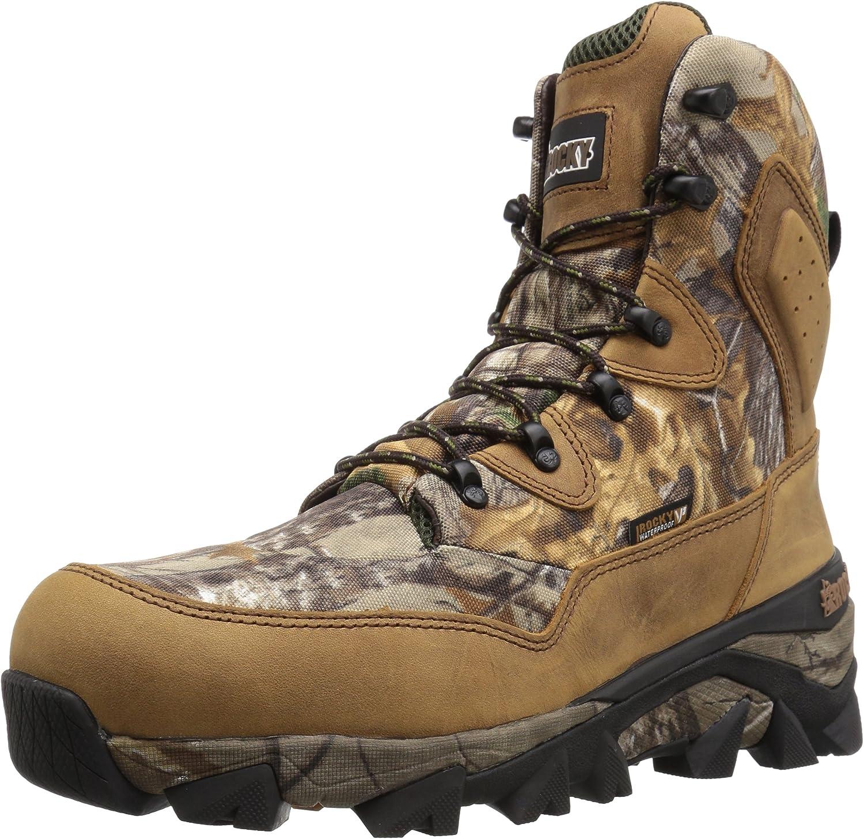 Rocky herr herr herr Rks0324 Mid Calf Boot  nya produkter nyhet objekt