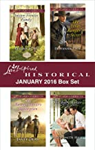 Love Inspired Historical January 2016 Box Set: An Anthology (English Edition)