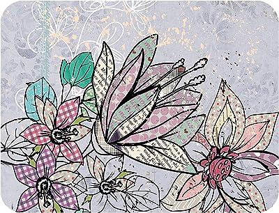 Bonamaison Bathmat, Polyester, Multicolor, 70X40 cm
