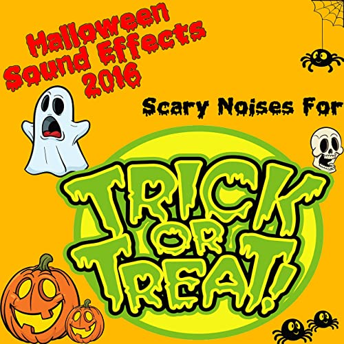 Sounds of Halloween (Non-Stop Halloween Sound Effects
