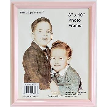 8 X 10 Photo Frame- Pink