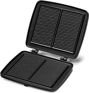 Croquade M004 Extra-Thin Waffle Waffle Plate - Cast Aluminum