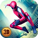 Spider Hero: City of Crime 3D | Super Hero Rope Jumper Swing Man