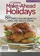 Fine Cooking Magazine (MAke Ahead Holidays 2010, 2010)