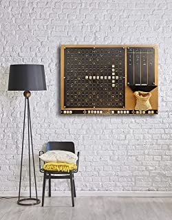Tubibu Unique Wall Decor, Message Board, Convenient to Play Game, Extraordinary Gift, Wall Decor, Wall Art