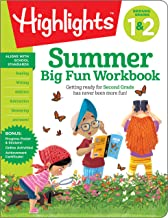 Summer Big Fun Workbook Bridging Grades 1 & 2 (Highlights(TM) Summer Learning)