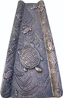 Oakland Living Cast Aluminum Splash Block, Antique Bronze