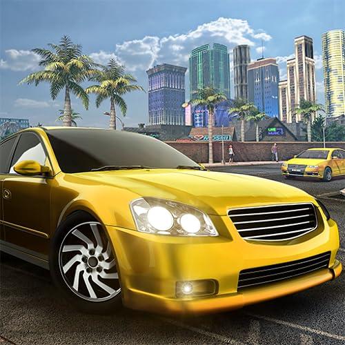 Mega City Limousine Fahrer Transporter Passagiere Sim 3D: Moderne Stadt Luxus Taxi Drive Simulator Adventure Mania Spiel