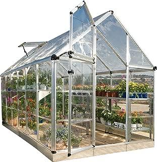 Palram Snap & Grow Greenhouse - 6' x 12'