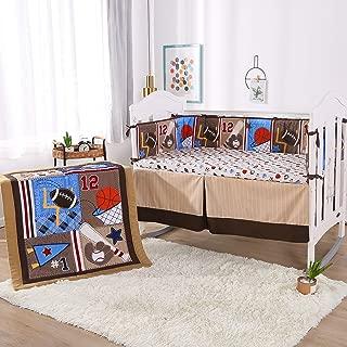 Best sports crib bedding sets Reviews