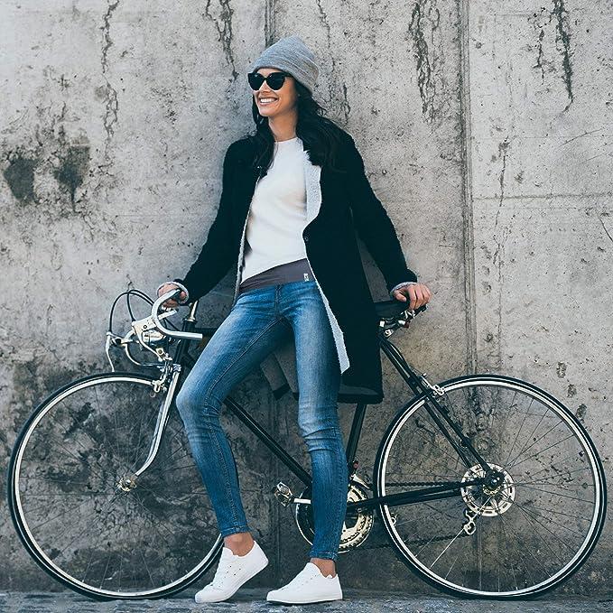KIDNEYKAREN Basic Body Tube kidneykaren extrawarm Gr.L schwarz Fahrrad