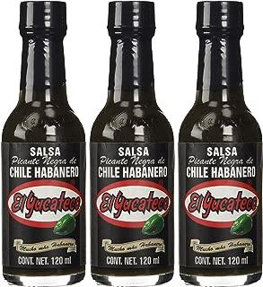 El Yucateco Sauce Hot Chile Habanero