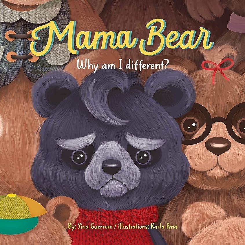 ペネロペ深めるチャネルMama Bear, Why am I different? (English Edition)