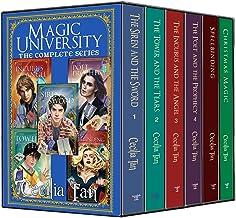 Magic University: The Complete Series: A Magical New Adult Romance Box Set (The Magic University Series Book 6)