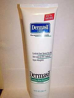 Dermasil Sensitive Skin Treatment Lotion, 10 Oz Tube