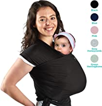 Lightweight, Natural & Breathable My Honey Wrap Baby Carrier Sling – for..
