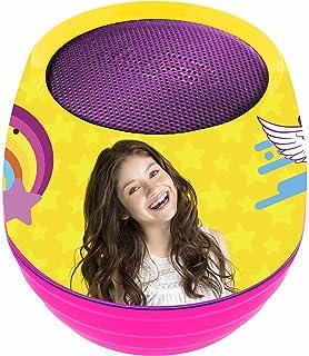 Lexibook Soy Luna Bluetooth speaker with LED