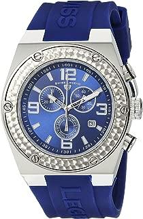 Men's 30025-03 Throttle Chronograph Blue Dial Watch