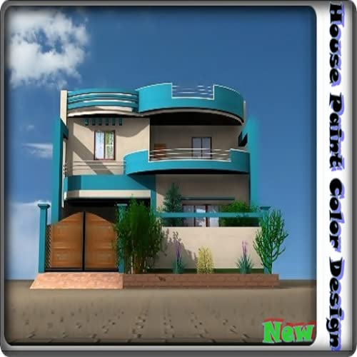 House Paint Color Design New