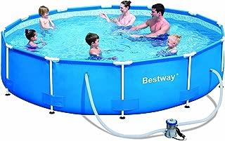 Bestway 56061US Steel Pro Above Ground Pool, 12-Feet by 30-inch