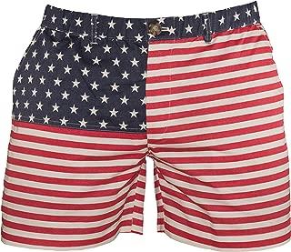 Meripex Apparel American Flag Men's USA Patriotic 5.5