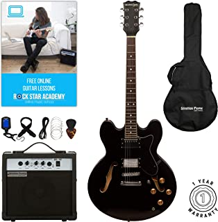 Amazon.es: guitarra semiacustica