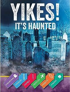 Yikes! It's Haunted