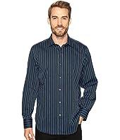 BUGATCHI - Gerardo Long Sleeve Woven Shirt