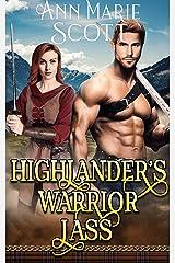 Highlander's Warrior Lass: A Steamy Scottish Medieval Historical Romance (Highlands' Formidable Warriors) Kindle Edition