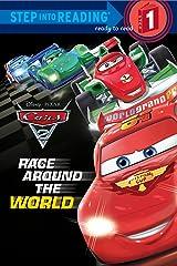 Race Around the World (Disney/Pixar Cars 2) (Step into Reading) Paperback
