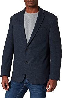 Bugatti Men's 898133-89649 Casual Blazer, Navy, 46L
