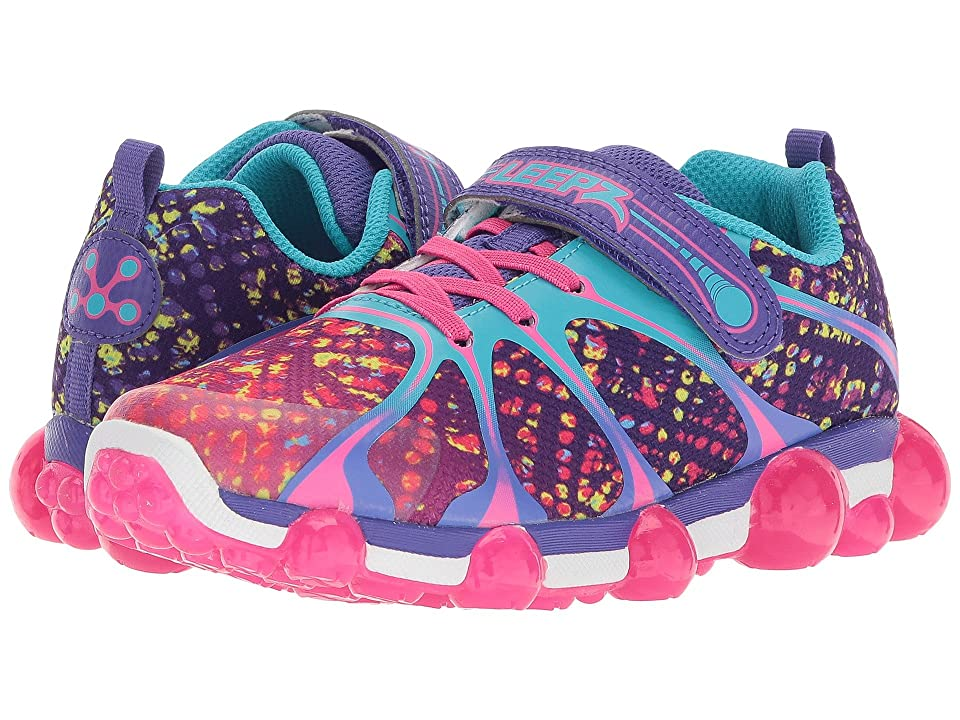 Stride Rite Leepz 2.0 (Toddler/Little Kid) (Purple Multi) Girls Shoes