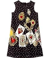 Dolce & Gabbana Kids - Sleeveless Dress (Big Kids)