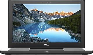 戴尔 Inspiron 15 7577 39.6 厘米(15.6 英寸 FHD)?#22987;?#26412;电脑(英特尔酷睿 i7-7700HQ,1TB HDD + 128GB 固态硬盘,NVIDIA GeForce GTX 1050 Ti 带 4GB GDDR5 显卡内存,Win 10 家庭版 64 位德国版)黑色
