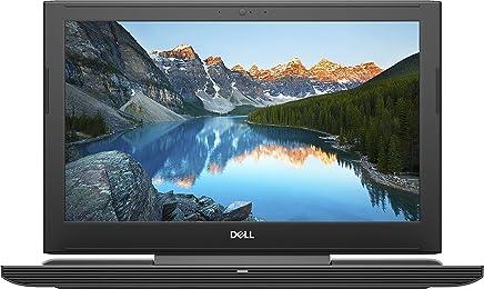 戴尔 Inspiron 15 7577 39.6 厘米(15.6 英寸 FHD)笔记本电脑(英特尔酷睿 i7-7700HQ,1TB HDD + 128GB 固态硬盘,NVIDIA GeForce GTX 1050 Ti 带 4GB GDDR5 显卡内存,Win 10 家庭版 64 位德国版)黑色