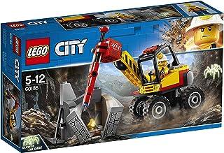 LEGO City - Mina: Martillo hidráulico (60185)
