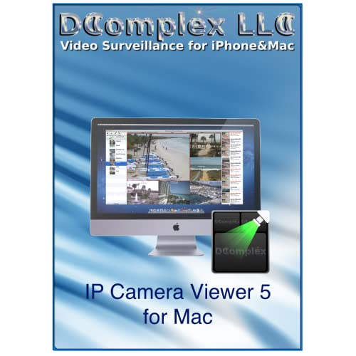 IP Camera Viewer 5 für Mac [Download]