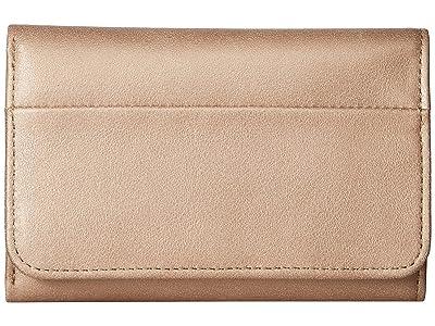 Hobo Jill Trifold Wallet (Twilight) Clutch Handbags