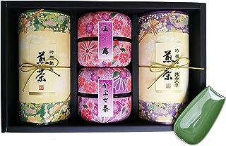 土倉「玉露・かぶせ・煎茶 詰合せ ギフト」お歳暮 お返し お茶 贈り物 国産 茶葉 風雅伝承-50