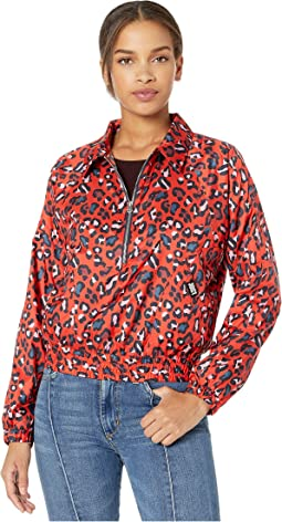 bd1a9d0f Psycho Red Hyper Leopard. 11. Juicy Couture. Hyper Leopard Nylon Track  Jacket. $44.99MSRP: $88.00. New. Pitch Black