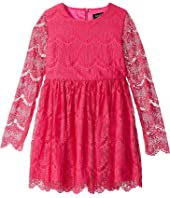 Gertrude Lace Dress (Big Kids)