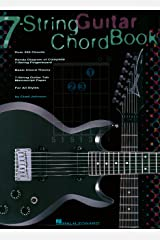 7-String Guitar Chord Book Kindle Edition
