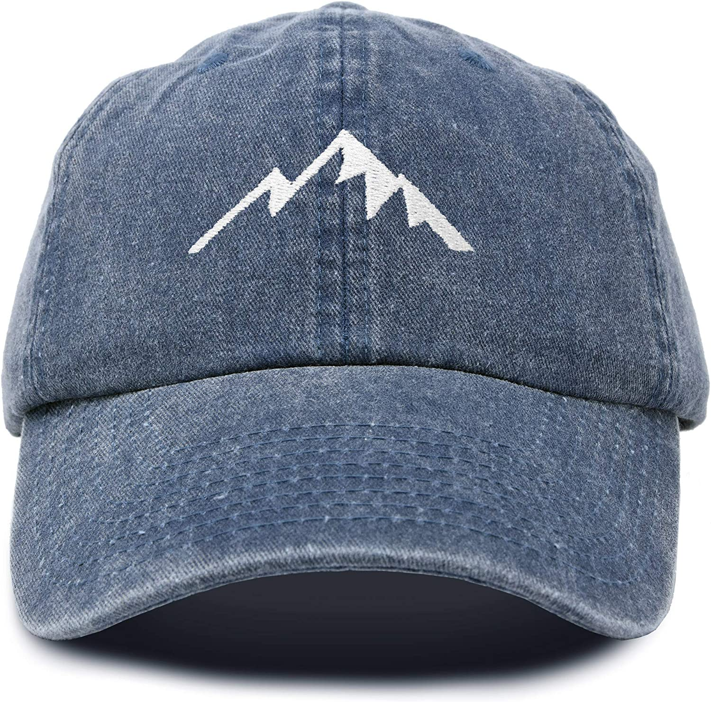 DALIX Outdoor Cap Mountain Dad Hat Womens Mens Hiking Vintage Cotton