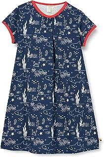Loud + Proud Kleid Druck, Gots Zertifiziert Robe décontractée Garçon