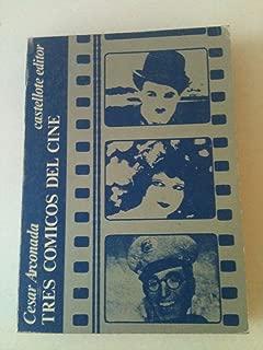 Tres cómicos del cine (Colección básica 15 ; 278-283 : Sección Cine) (Spanish Edition)